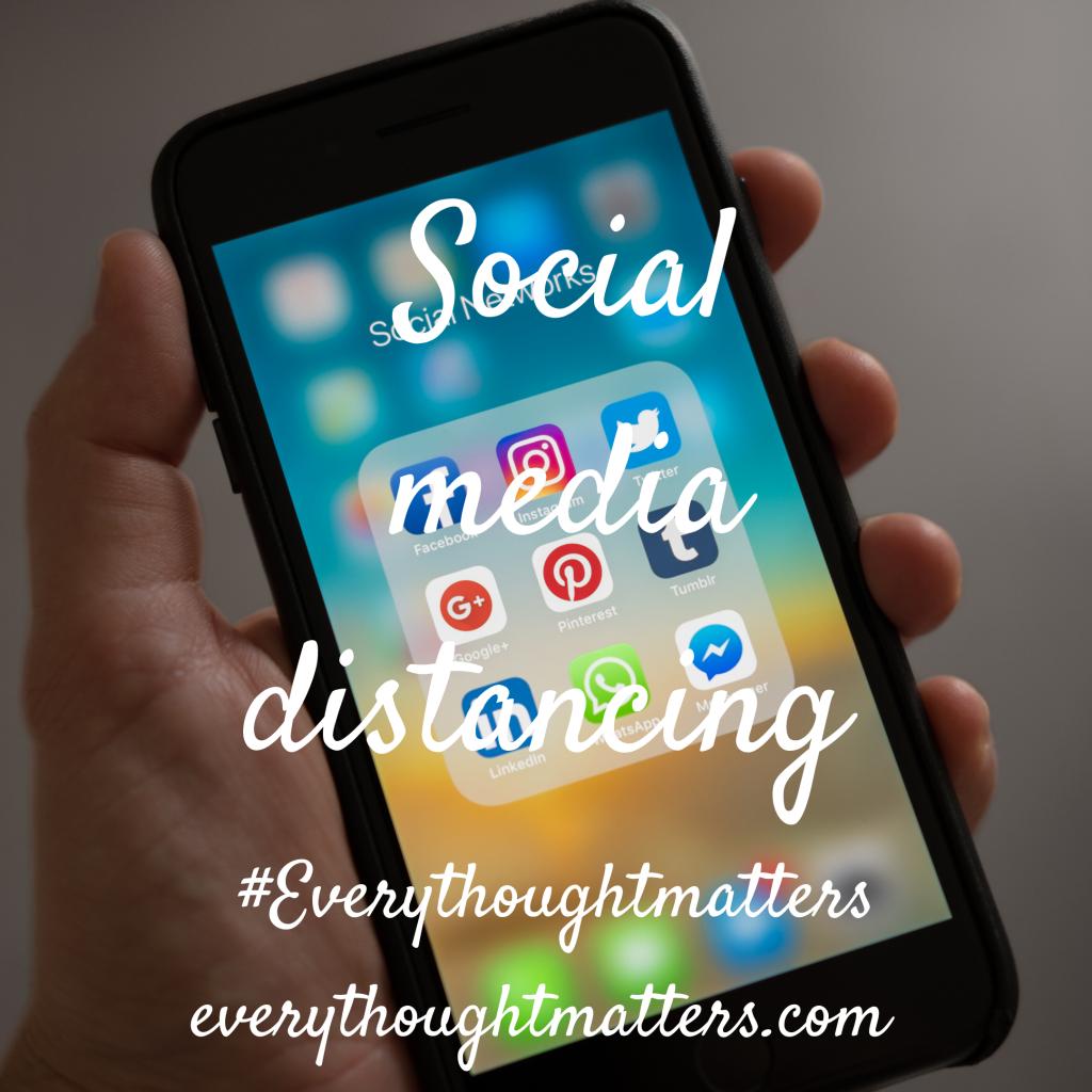 #instagram #facebook #socialmedia #everythoughtmatters #lifecoach